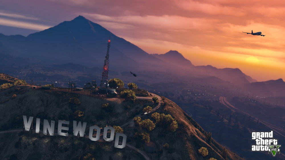 Grand Theft Auto 5  - PC-Trailer [HD]