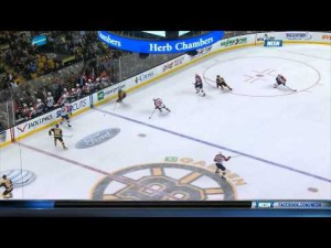 Milan Lucic beats Florida with 1:09 left 3/31/15