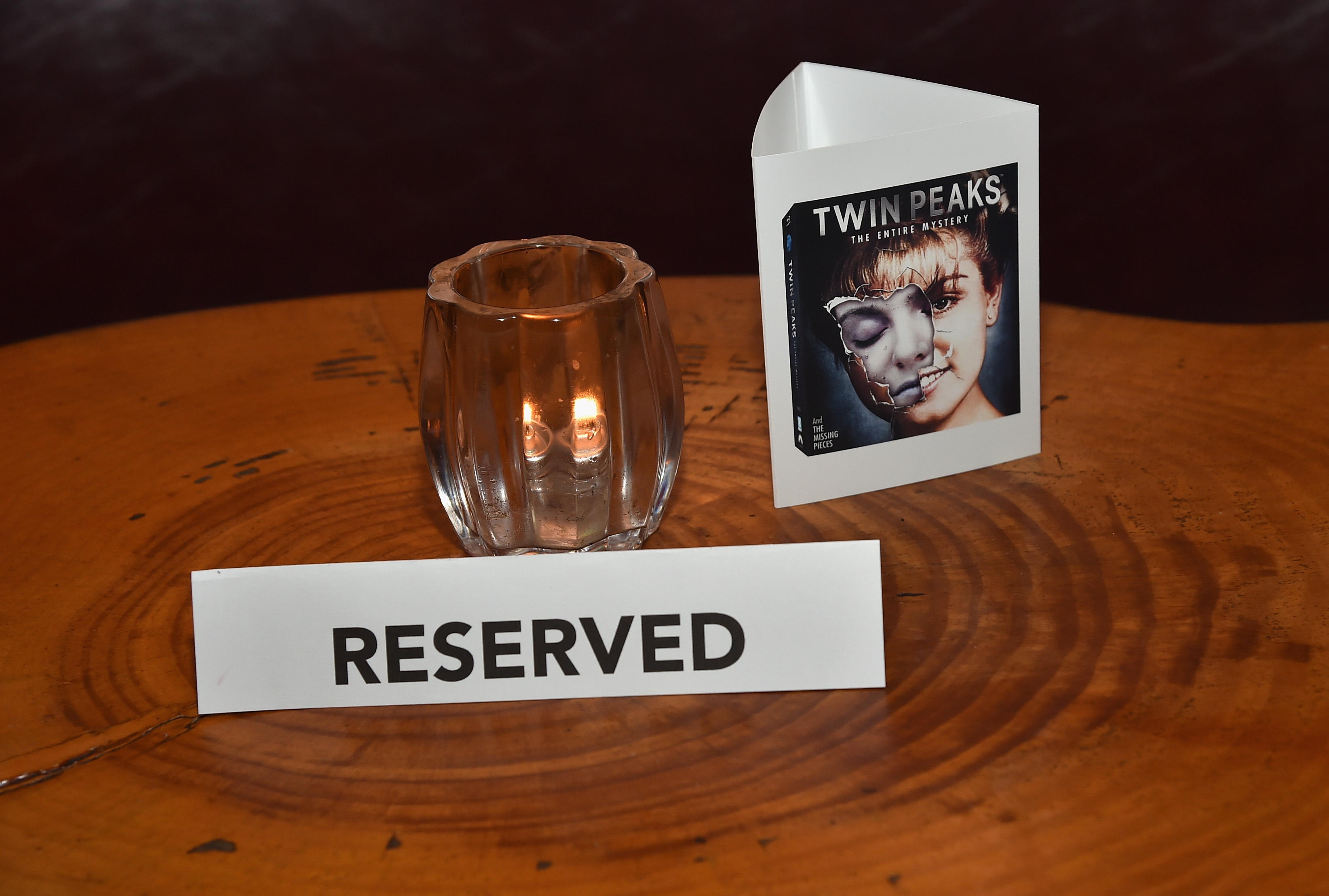 "The American Film Institute Presents ""Twin Peaks - The Entire Mystery"" Blu-Ray/DVD Release Party And Screening - After Party"