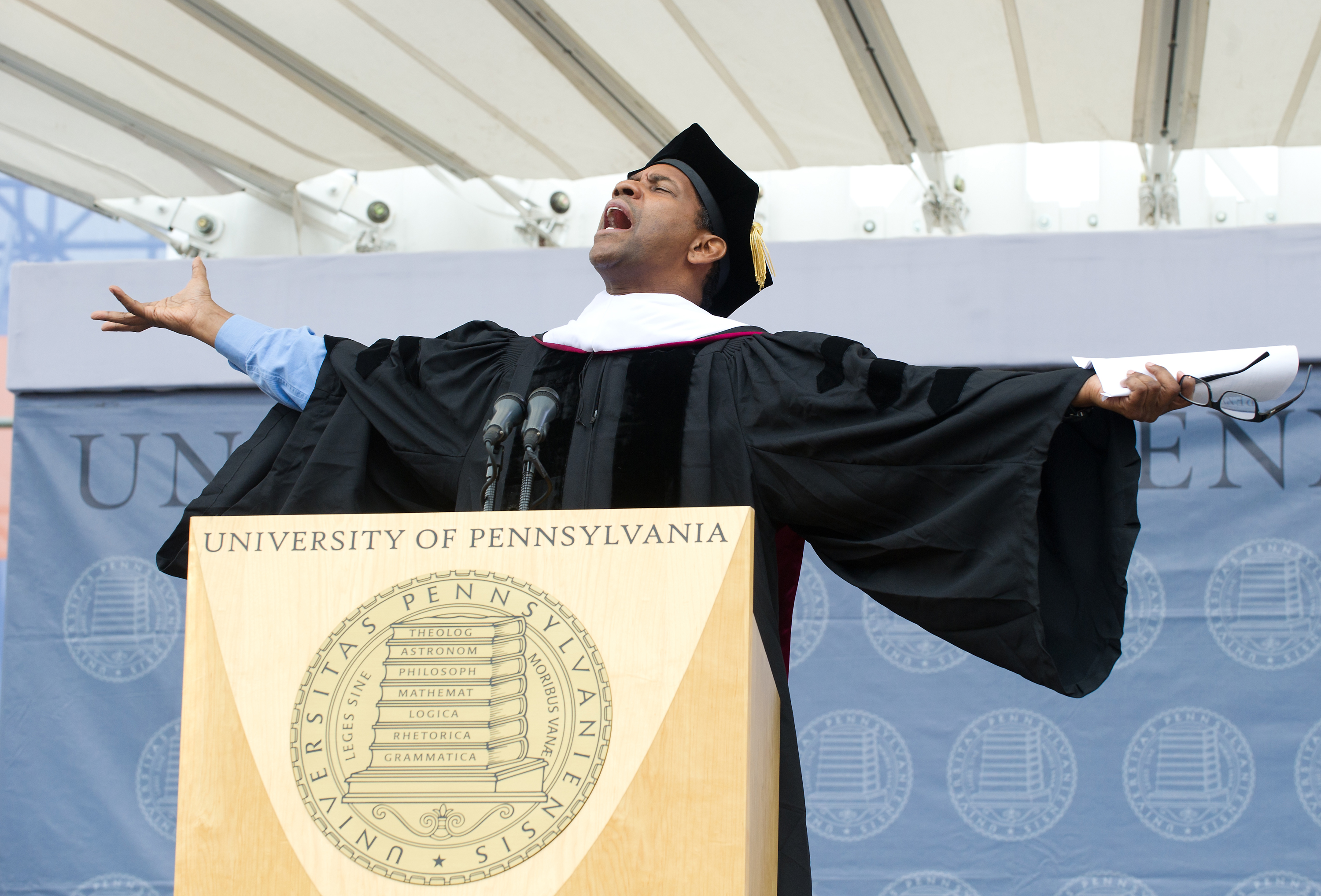 2011 University Of Pennsylvania Commencement