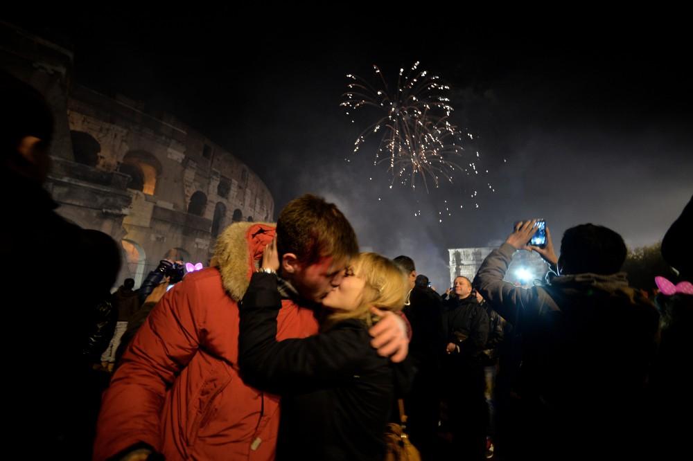 ITALY-HOLIDAY-NEW YEAR