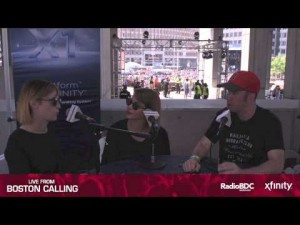 Live from Boston Calling: Lucius Interview
