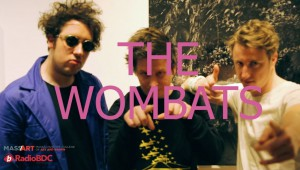 RadioBDC Presents The Wombats Live at MassArt