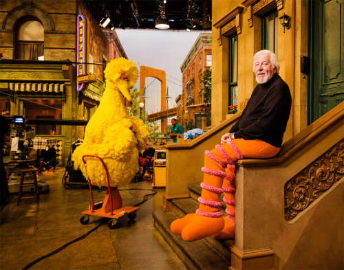 who played big bird