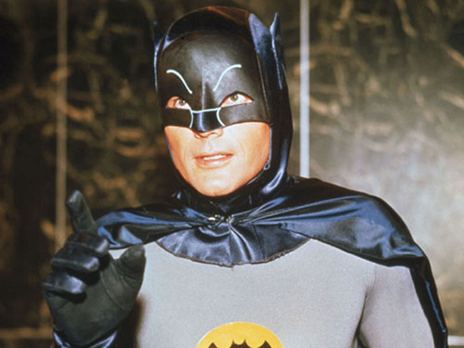 1960s Batman Avatar