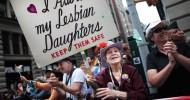 Gay Pride Parade Held In New York City
