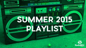 2015 SUMMER PLAYLIST STEPH MANGAN