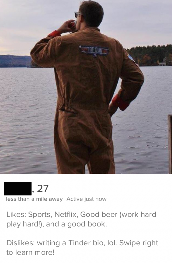 "Success on Tinder is tough  So he created a ""cheat code"