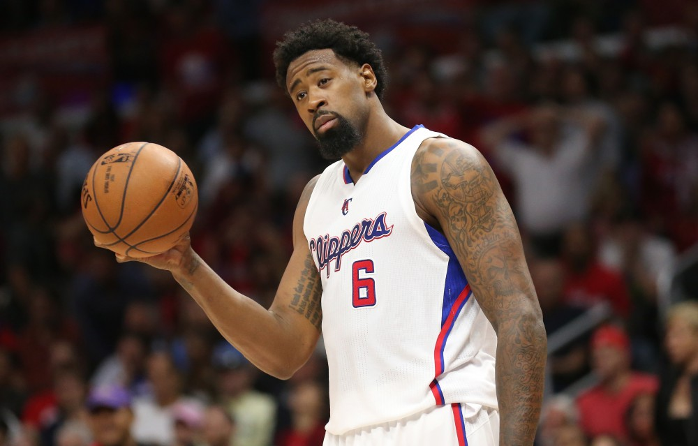 San Antonio Spurs v Los Angeles Clippers - Game Five