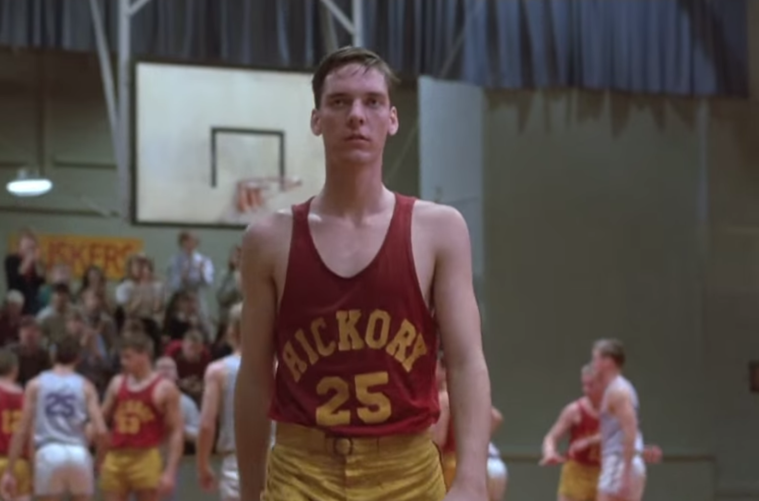 Pacers to wear 'Hoosiers'-themed Hickory Pacers jerseys