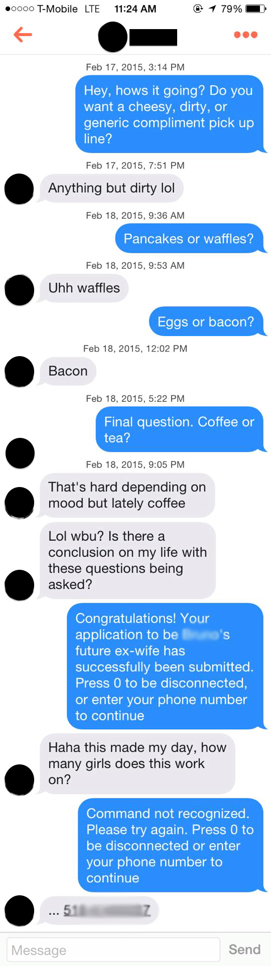 How to hack tinder