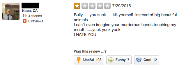 yelp threat 1