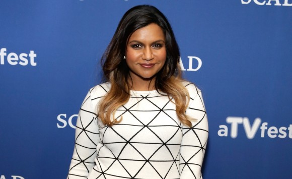 ATLANTA, GA - FEBRUARY 07:  Actress Mindy Kaling  attends 'The Mindy Project' press junket during aTVfest presented by SCAD on February 7, 2015 in Atlanta, Georgia.  (Photo by Cindy Ord/Getty Images for SCAD)