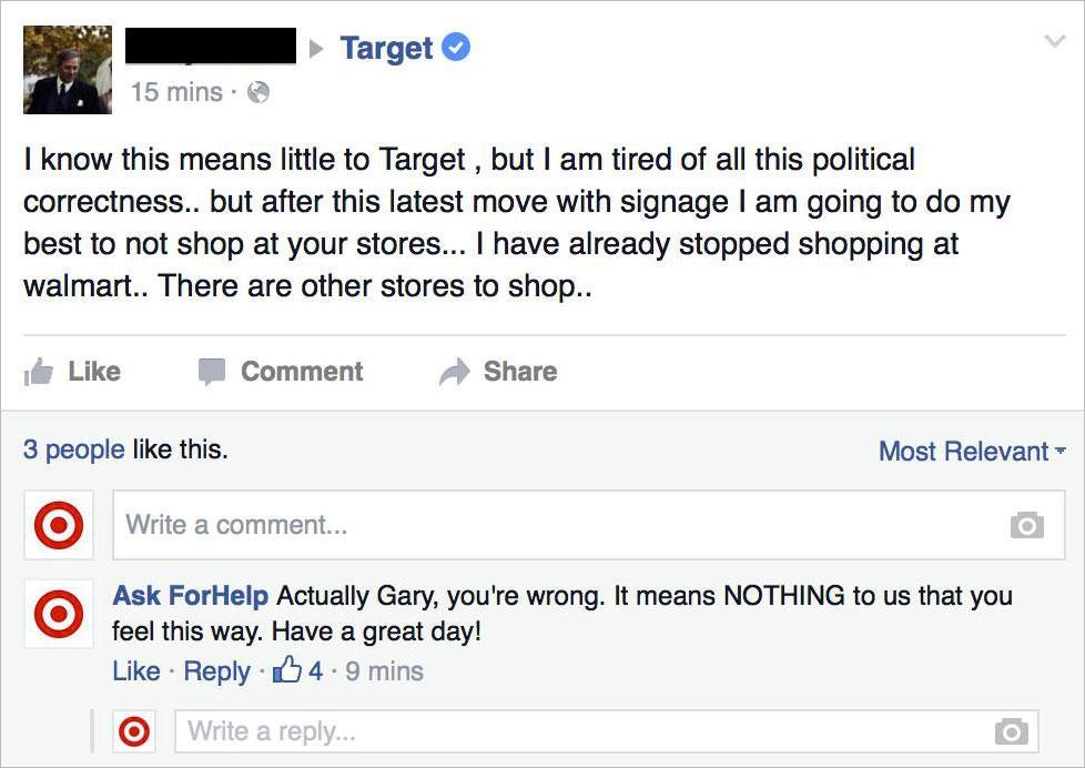 target troll blacked 3