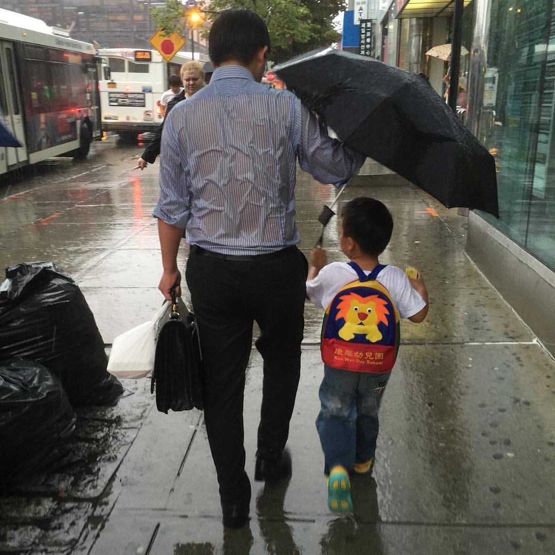 dad umbrella