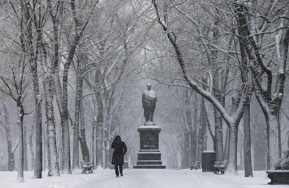 Massachusetts Prepares For Major Blizzard