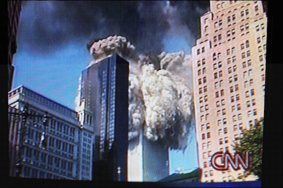 09/12/2001. Terrorist attack on the United States