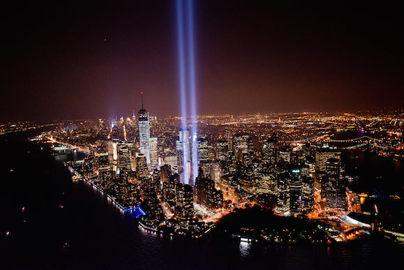 New York City Marks The 12th Anniversary Of The September 11th Attacks