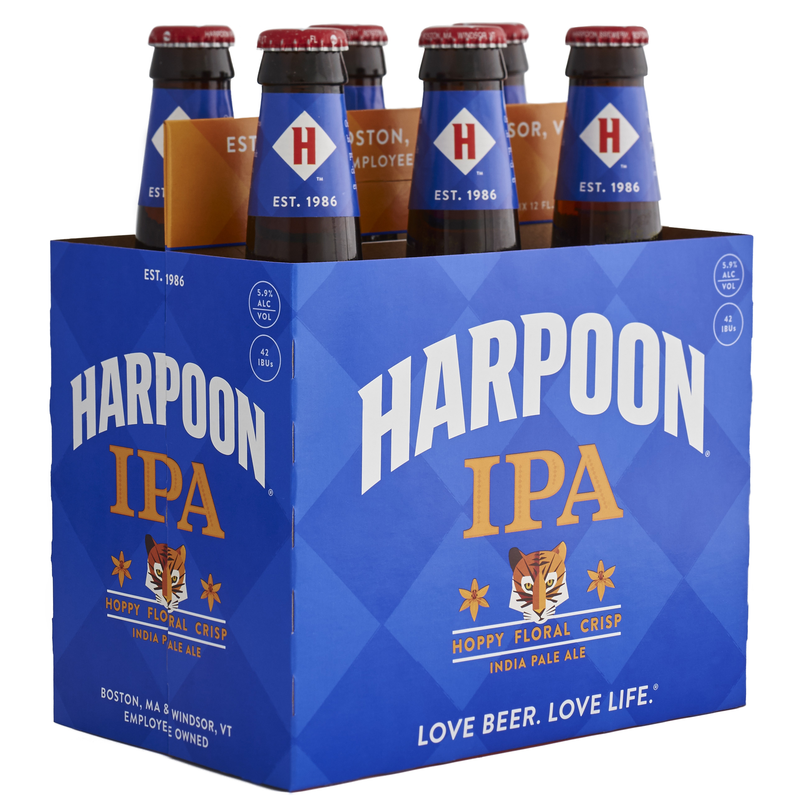 NEW-Harpoon-IPA-6-Pack-Bottles
