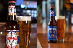 beer side by side