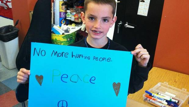 martin richard peace