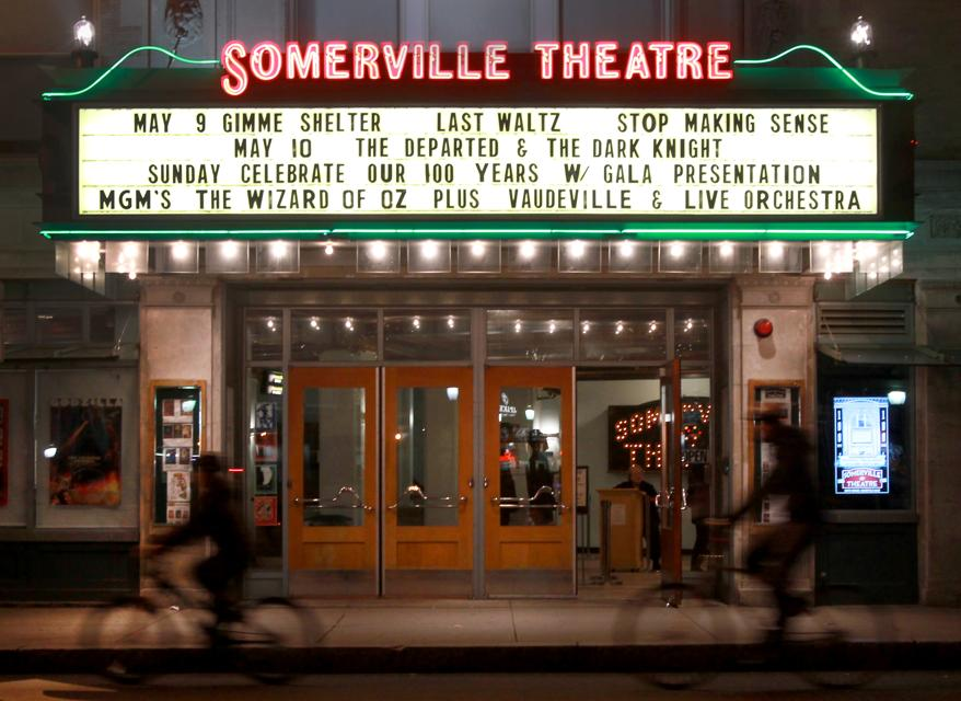 somerville theatre