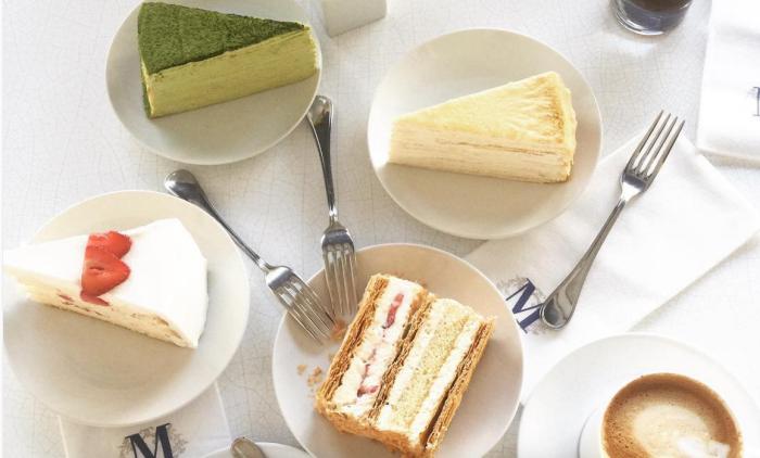 Crepe Cakes Boston
