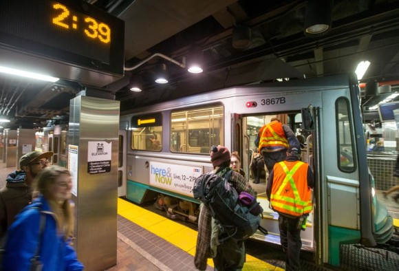 green line t