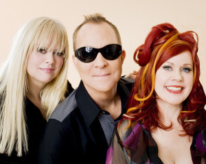 B-52s new portrait #2. Photo by Pieter M van Hattem