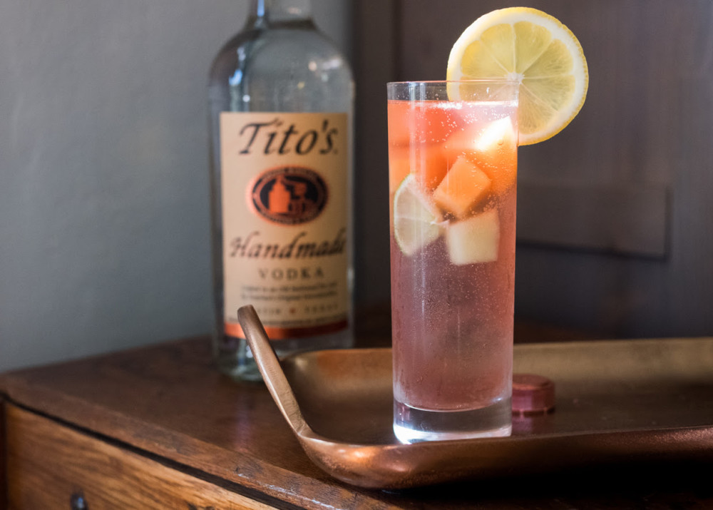 Summer cocktails with tito 39 s handmade vodka bdcwire for Morning cocktails with vodka