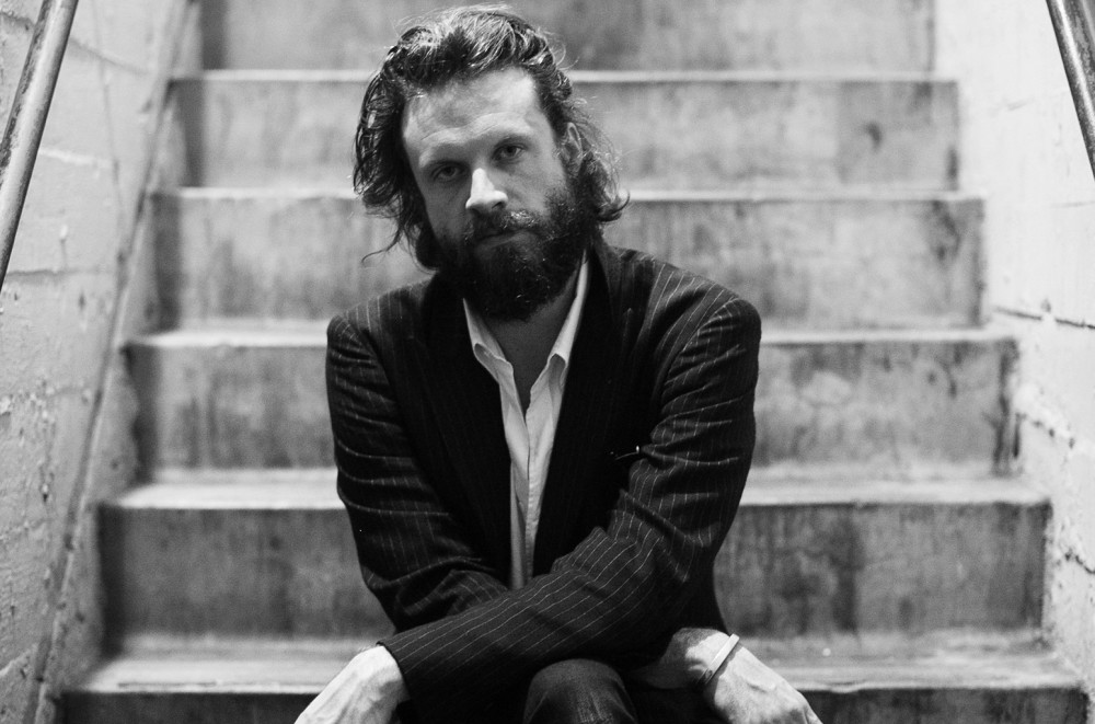 LOS ANGELES, CA - OCTOBER 23:  Father John Misty attends Vidiots Foundation Presents The Harry Dean Stanton Award at The Theatre at Ace Hotel on October 23, 2016 in Los Angeles, California.  (Photo by Gabriel Olsen/Getty Images)