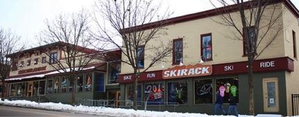 SkiRack