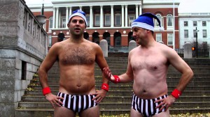 RadioBDC: Prepping for the Santa Speedo Run