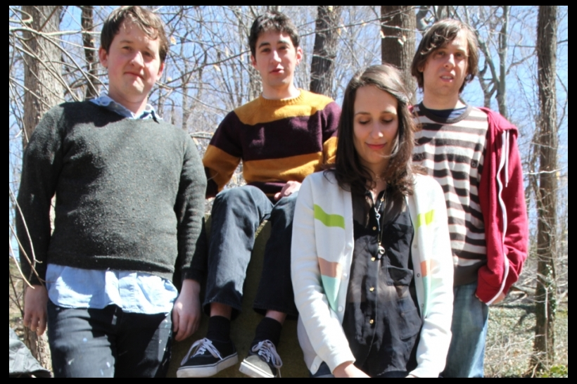 Speedy Ortiz Press Photo