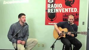 Aer Live in the RadioBDC Studio