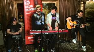 "RadioBDC Secret Show: Bastille ""Pompeii"""