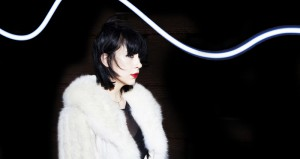 Dee Dee Penny (a.k.a. Kristin Welchez), the band Dum Dum Girls comes to Brighton Music Hall on March 27, 2014.