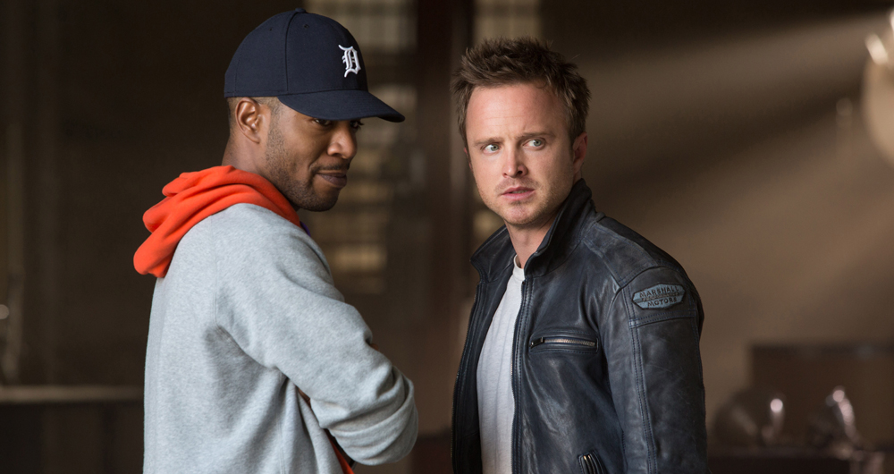 Scott Mescudi, Aaron Paul