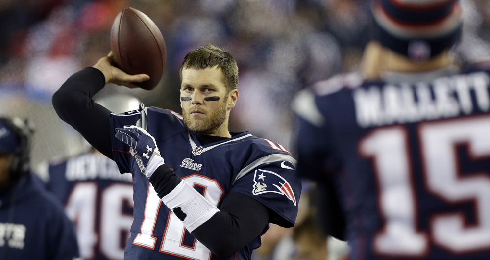 Tom Brady, Ryan Mallett
