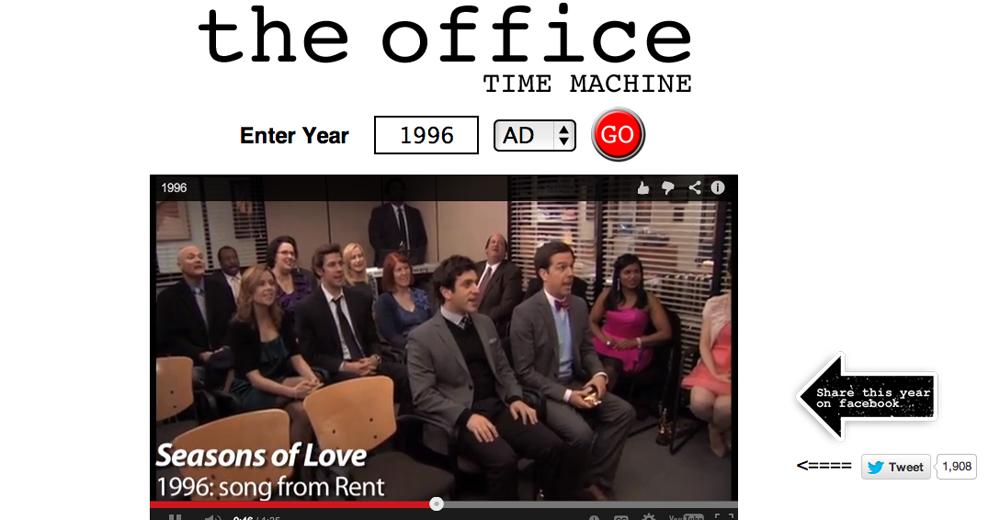 OfficeTimeMachine