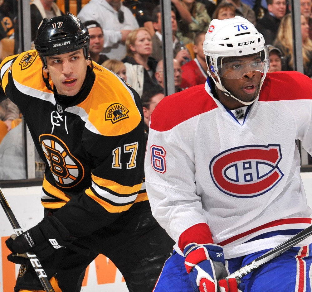 Bruins Canadiens