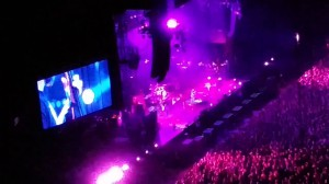 "Pearl Jam ""Let It Go (Frozen)"" - Daughter Tag Snippet, June 20, 2014 Milan, Italy"
