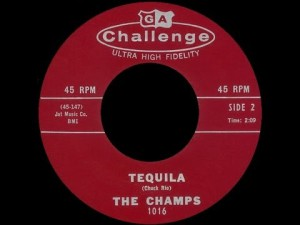 (1958) The Champs - Tequila