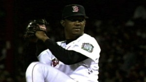 1999 ASG: Pedro Martinez K's five in two innings