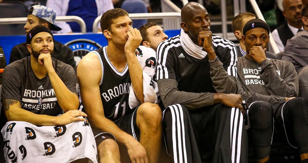 Nets v Magic
