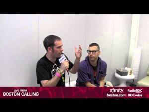 Boston Calling: Bleachers Interview