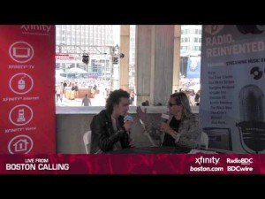 Boston Calling: The 1975 Interview