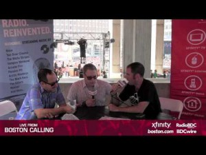 Boston Calling: The Hold Steady Interview