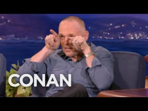 Bill Burr: Women Want To Ruin The NFL!  - CONAN on TBS