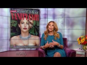 Jennifer Lawrence Speaks Out